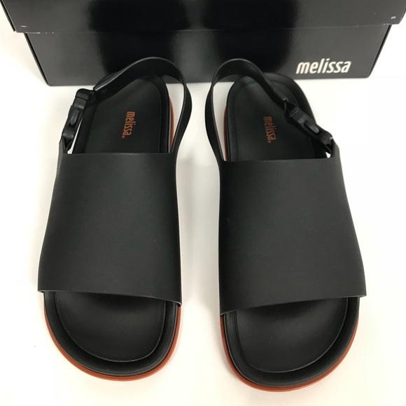 27773e2d4e00 Nib Melissa beach slide sandal Sz 38 or 7